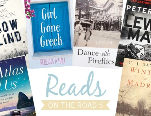 Reads on the Road 5: My travel book recommendations