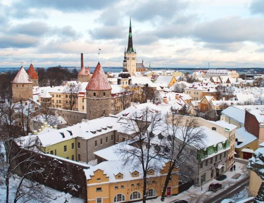 Things to do in Tallinn in winter