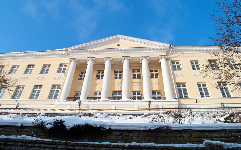 Palace on Toompea Hill