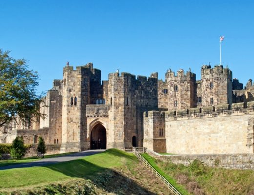 The castle-lovers guide to Northumberland