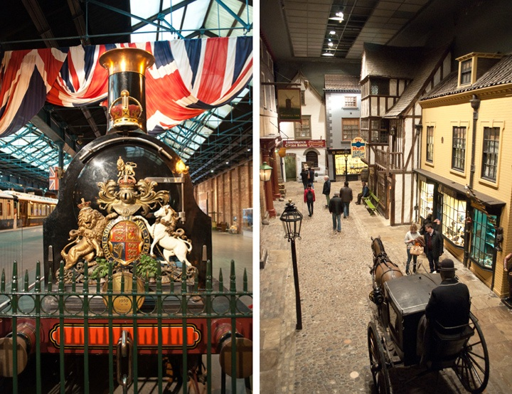 York's Railway and Castle Museums
