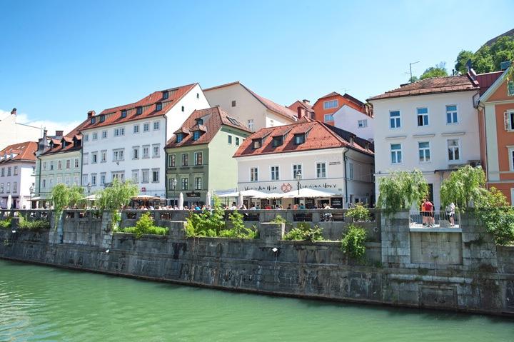 Riverside Ljubljana