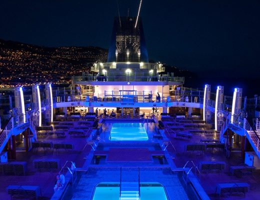 Cruise life: A day on board P&O Britannia