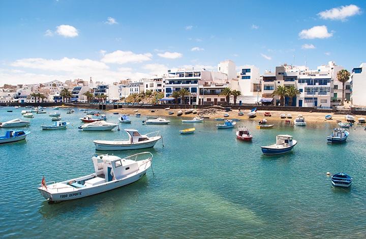 El Charco in Arrecife Lanzarote