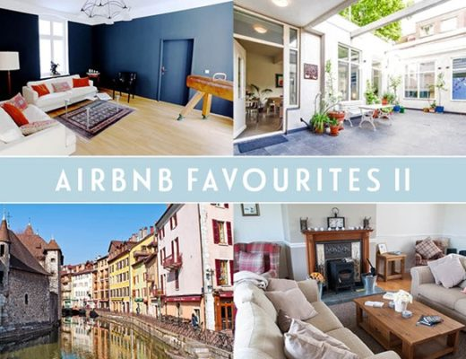 AirBnB favourites II: Berlin, Amsterdam, Annecy & Hebrides