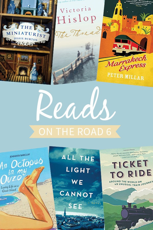 Reads on the Road 6: Travel book recommendations – the best inspiring and interesting travel-related reads, taking you from a remote Greek island to Golden Age Amsterdam – ontheluce.com