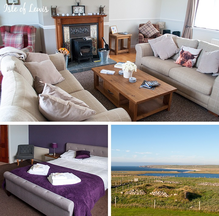 AirBnB in the Isle of Lewis, Outer Hebrides