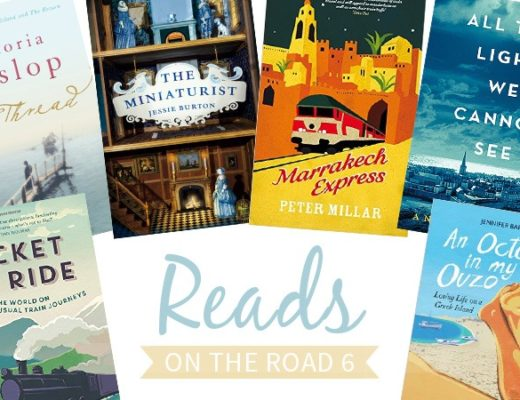 Reads on the Road 6: My travel book recommendations