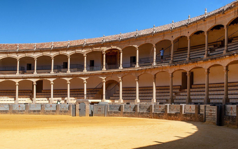 Ronda's Plaza del Toros bullring