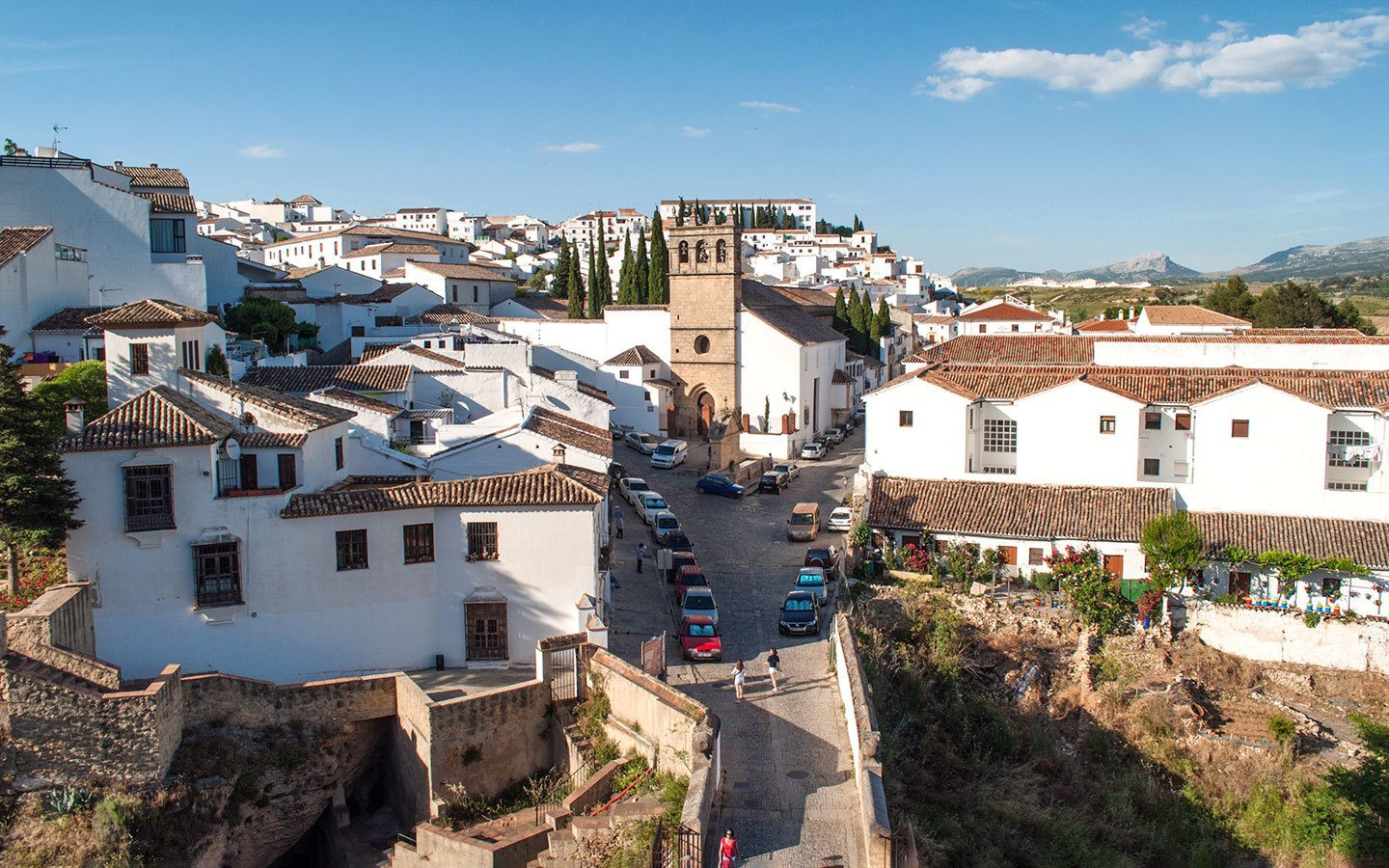 Ronda's old town