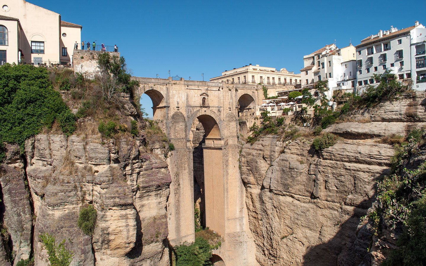 Bridges and baths: Things to do in Ronda, Spain