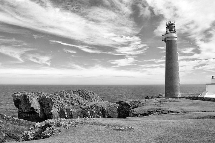 Butt of Lewis lighthouse, Outer Hebrides