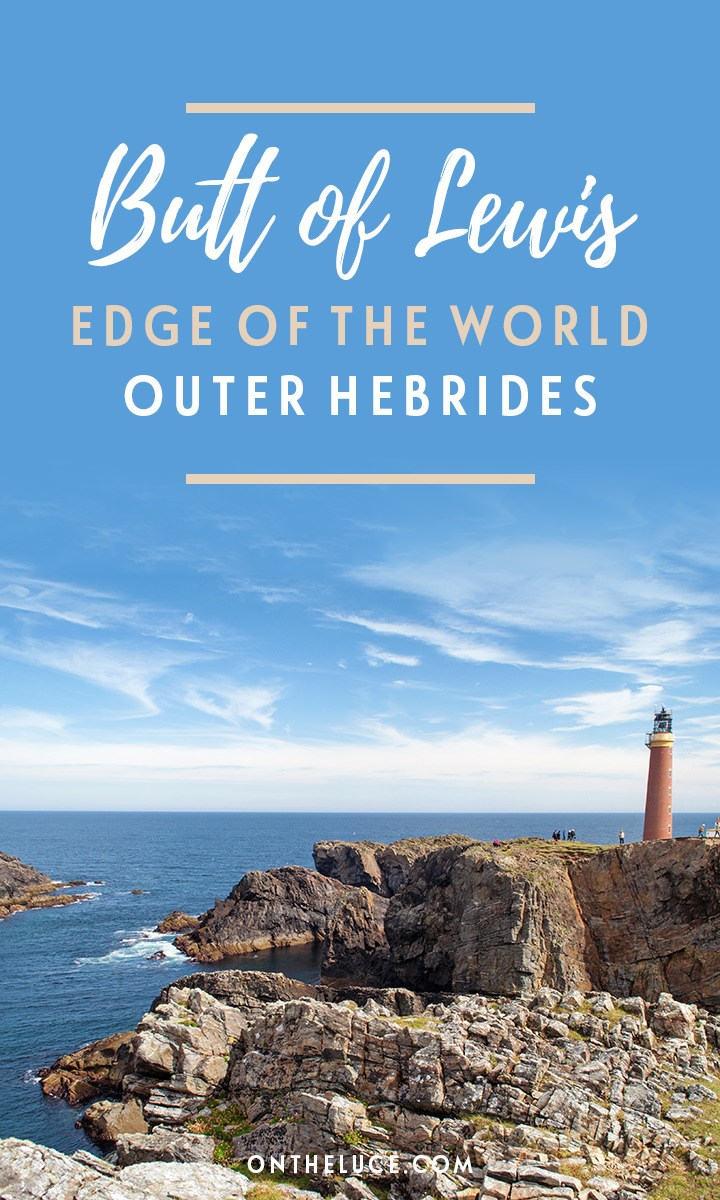 Exploring the Butt of Lewis cliffs and lighthouse – the far northern tip of the Isle of Lewis, the limit of Scotland's Outer Hebrides, and what feels like the edge of the world #IsleofLewis #OuterHebrides #Scotland