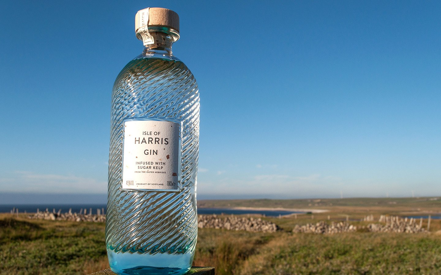 Harris Gin in the Outer Hebrides