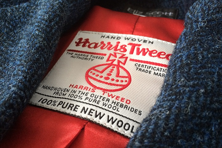 Harris Tweed, Outer Hebrides