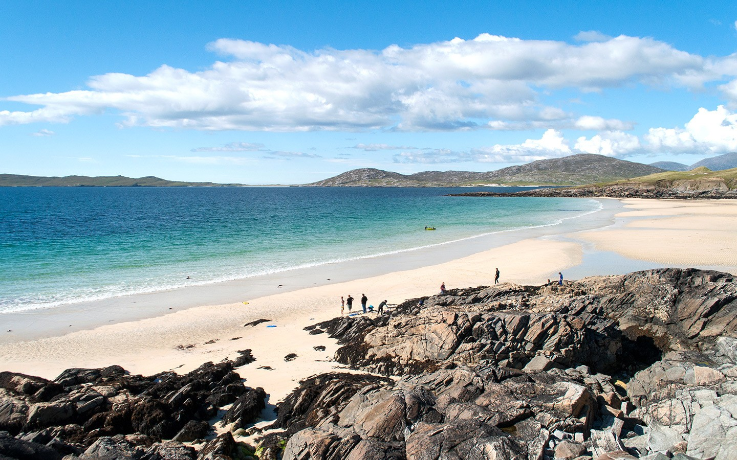 9 reasons to visit the Isle of Lewis and Harris in the Outer Hebrides, Scotland – from stunning beaches and countryside to great food and unique culture.