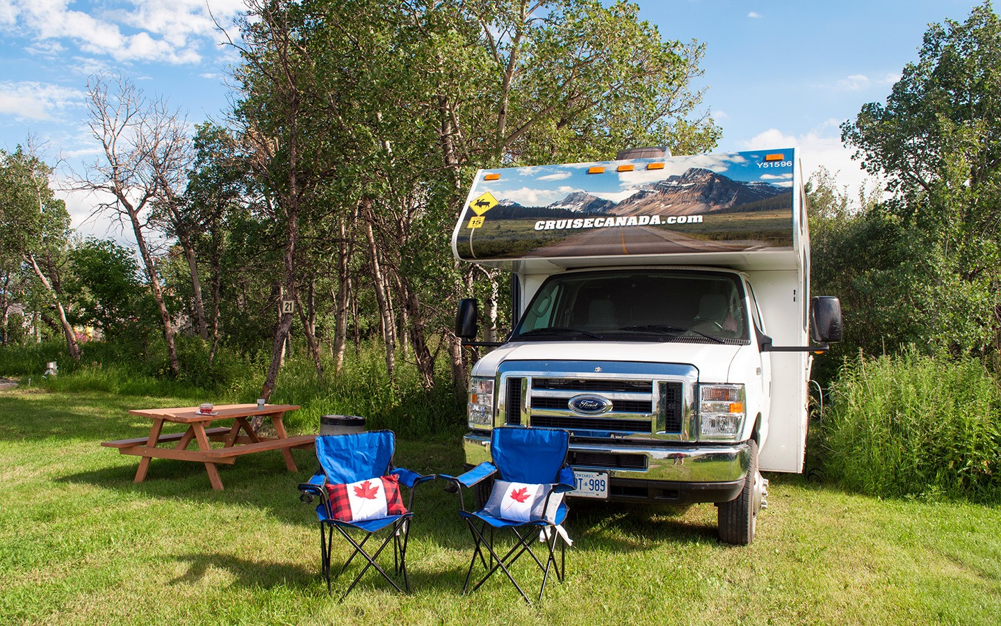 Great Canadian Rv >> The First Timer S Guide To Canada By Rv Motorhome On The