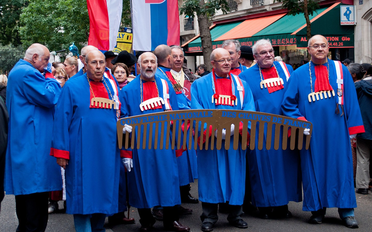 Fête des Vendanges in Montmartre, Paris