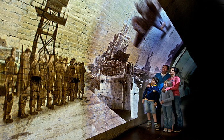 The underground secrets of Dover Castle