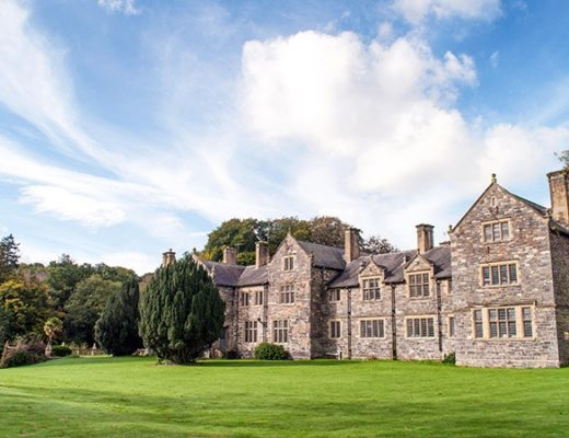Wern Manor, North Wales