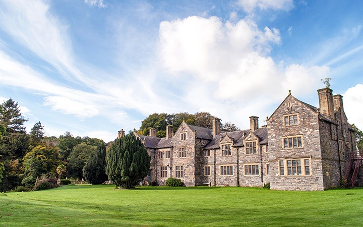 Wern Manor, North Wales
