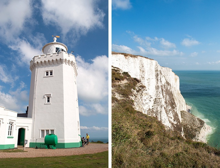 Sandwich, Deal & Dover: A White Cliffs Country road trip