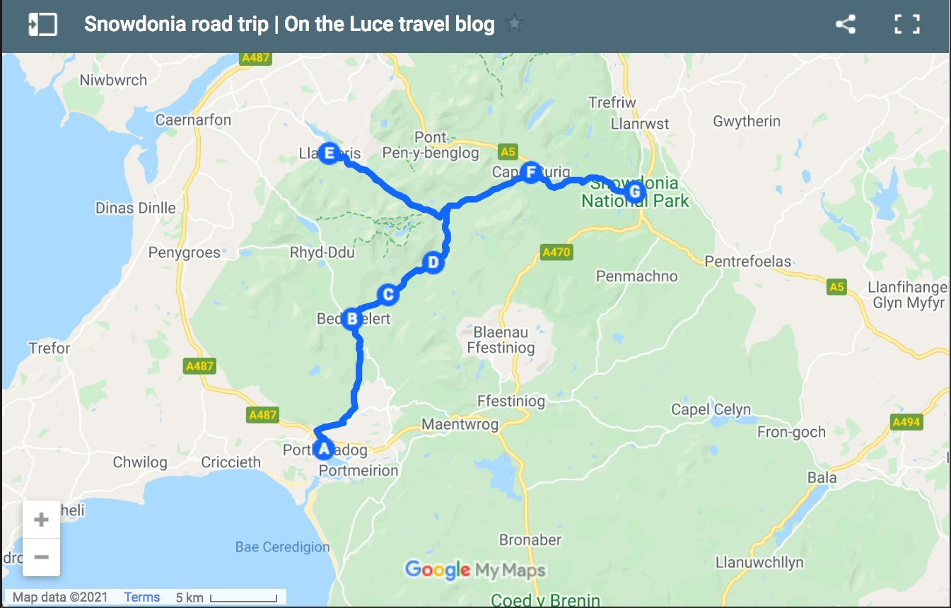 Snowdonia road trip – is this Wales' most scenic drive?