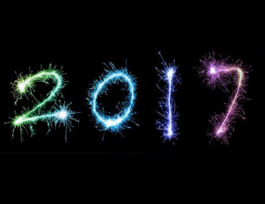 Travel plans for 2017