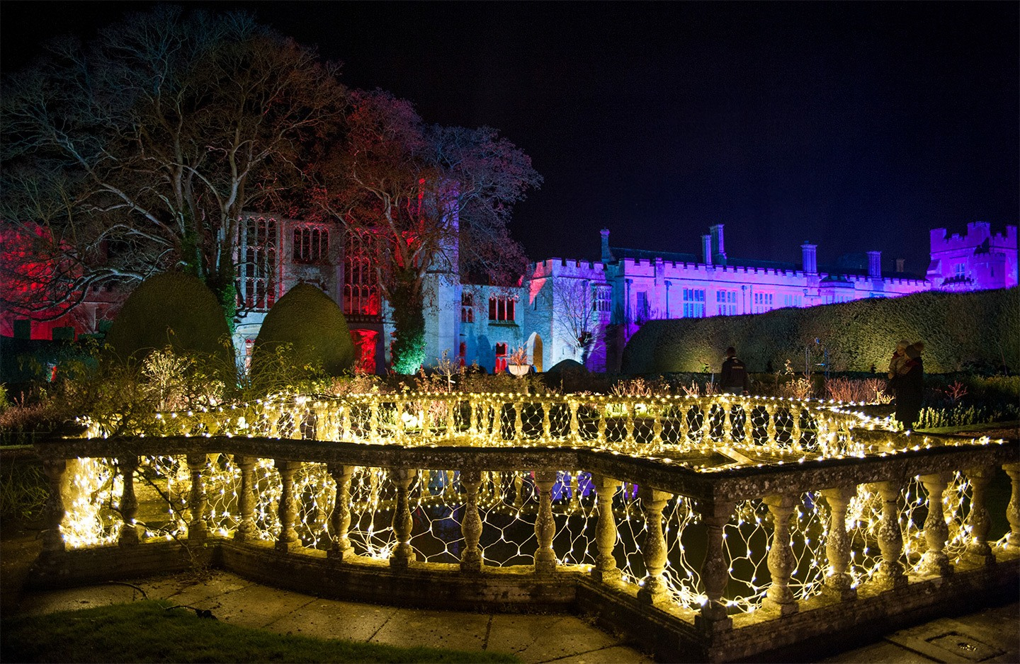 The Spectacle of Light at Sudeley Castle