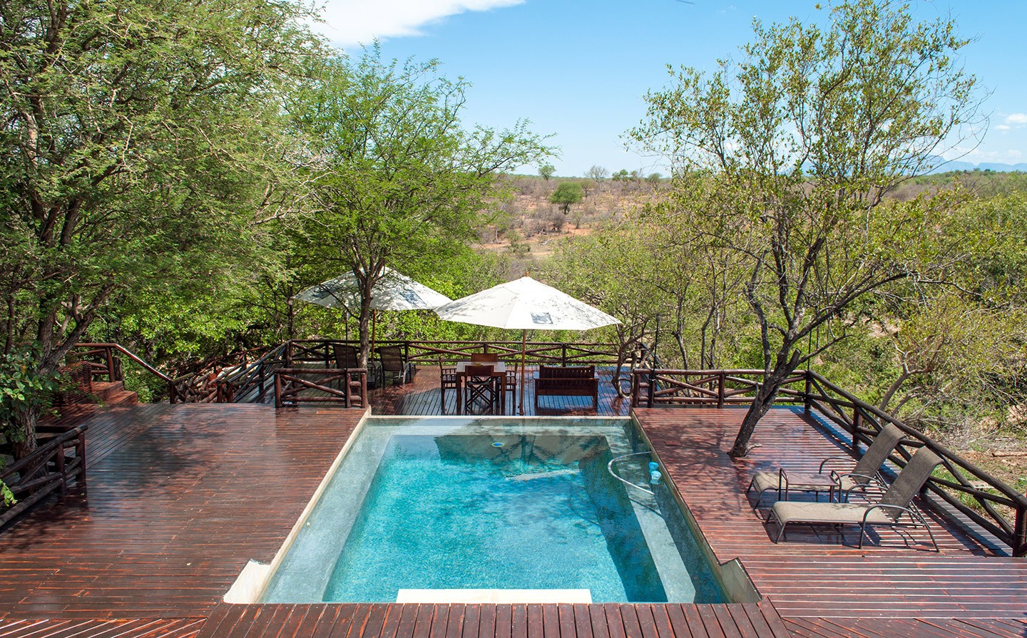 Naledi Game Lodge, South Africa