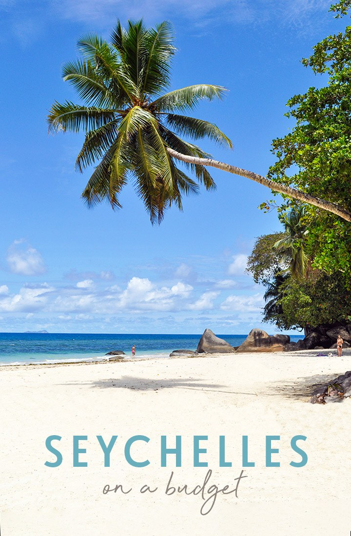 How to visit the Seychelles on a budget, with tips on trip planning and how to save money on accommodation, transport, food and more in these paradise islands in the Indian Ocean. #Seychelles #IndianOcean #budgettravel #paradise #honeymoon