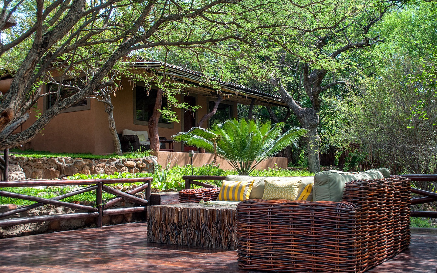 Naledi Game Lodge in the Kruger, South Africa