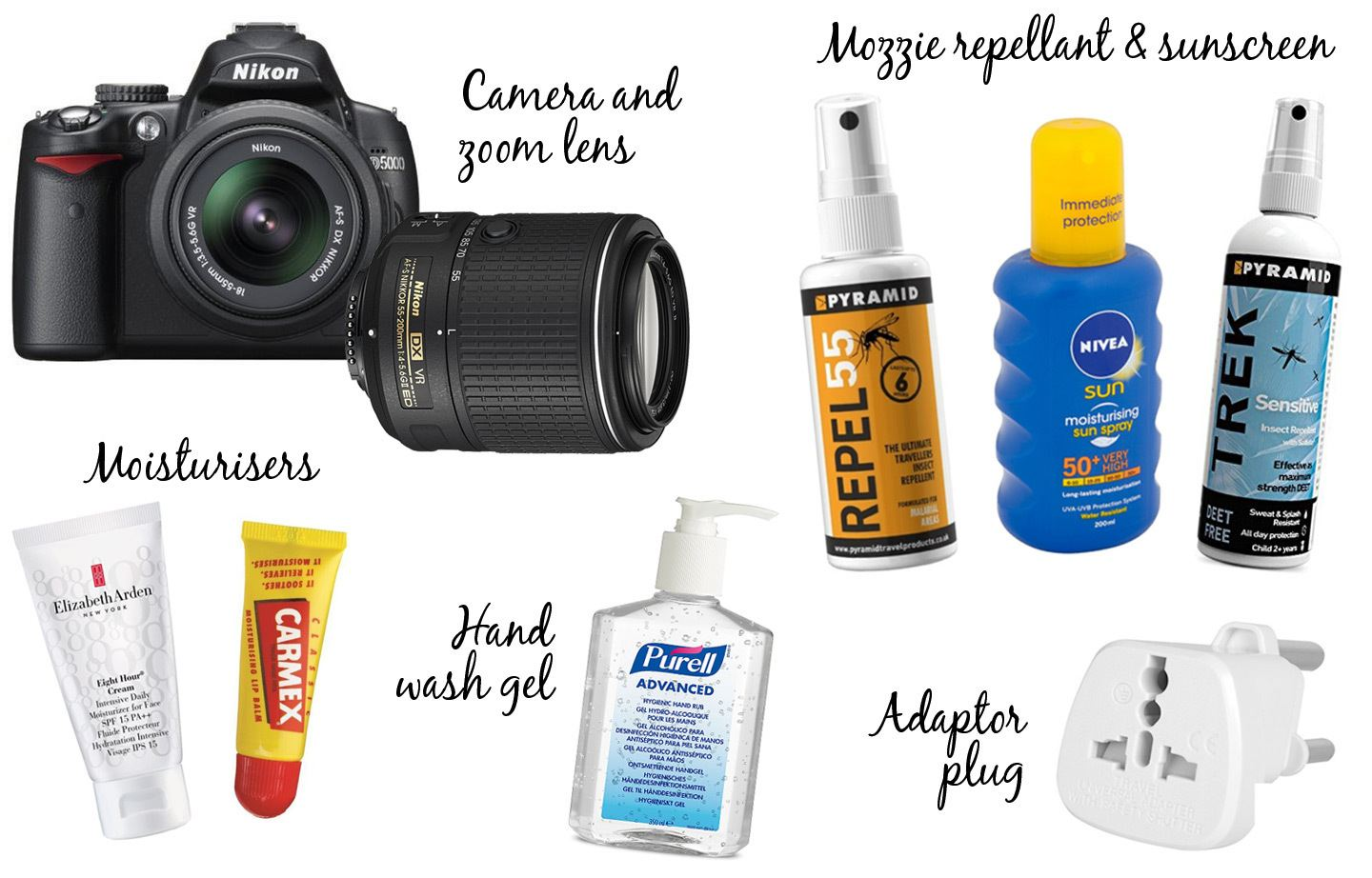 What to pack for an African safari – toiletries and electronics