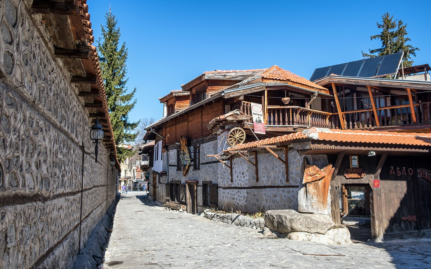 Bansko's UNESCO World Heritage old town