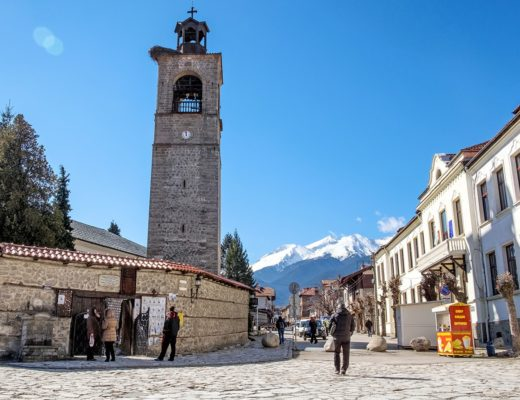 On and off the slopes in Bansko, Bulgaria