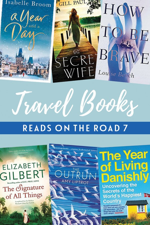 Travel book recommendations – the best inspiring and interesting travel-related reads, taking you from wild Scottish islands to wintery Prague.