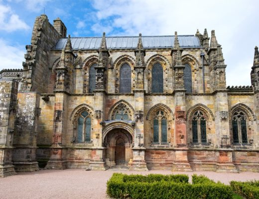 Rosslyn Chapel, Edinburgh
