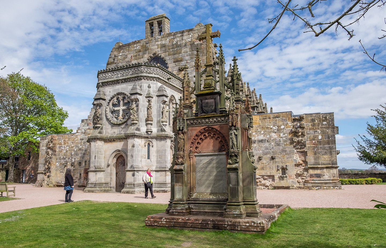 Rosslyn Chapel, Edinburgh