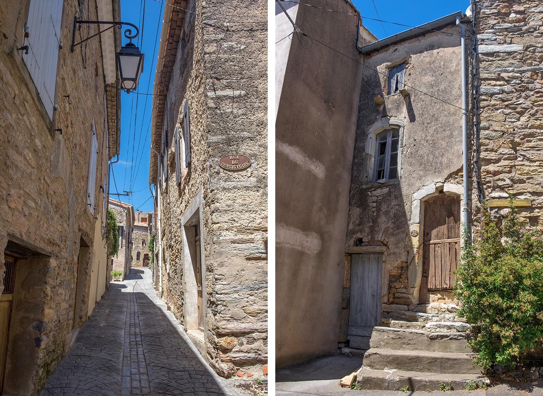 Faugères, Languedoc