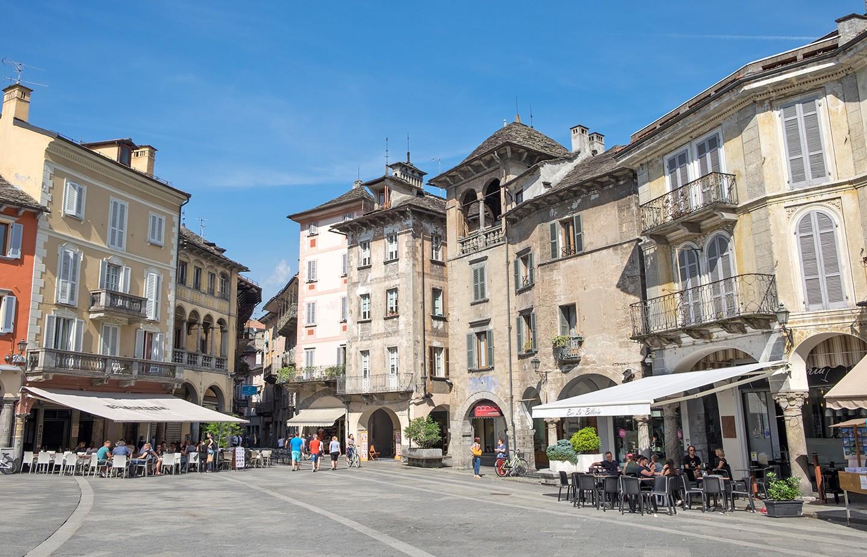 Domodossola, Italy