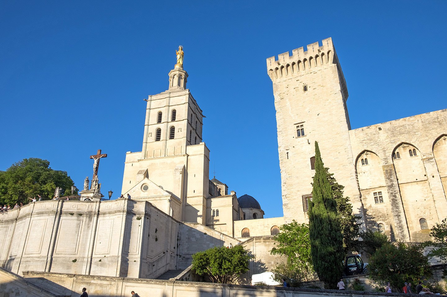 Palace des Papes, Avignon, France