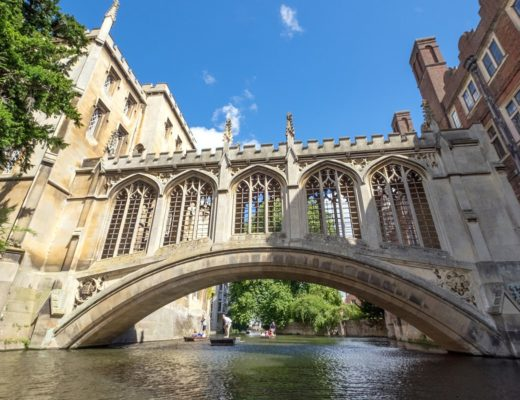 A weekend in Cambridge, England