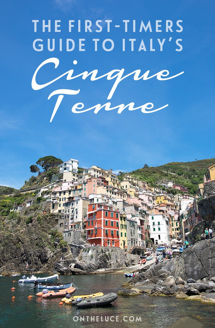 Everything you need to know before visiting the Cinque Terre Italy, a guide to when to go, where to stay, what to do and how to get around the Cinque Terre. #Italy #CinqueTerre #Monterosso #Vernazza #Corniglia #Manarola #Riomaggiore #travelguide