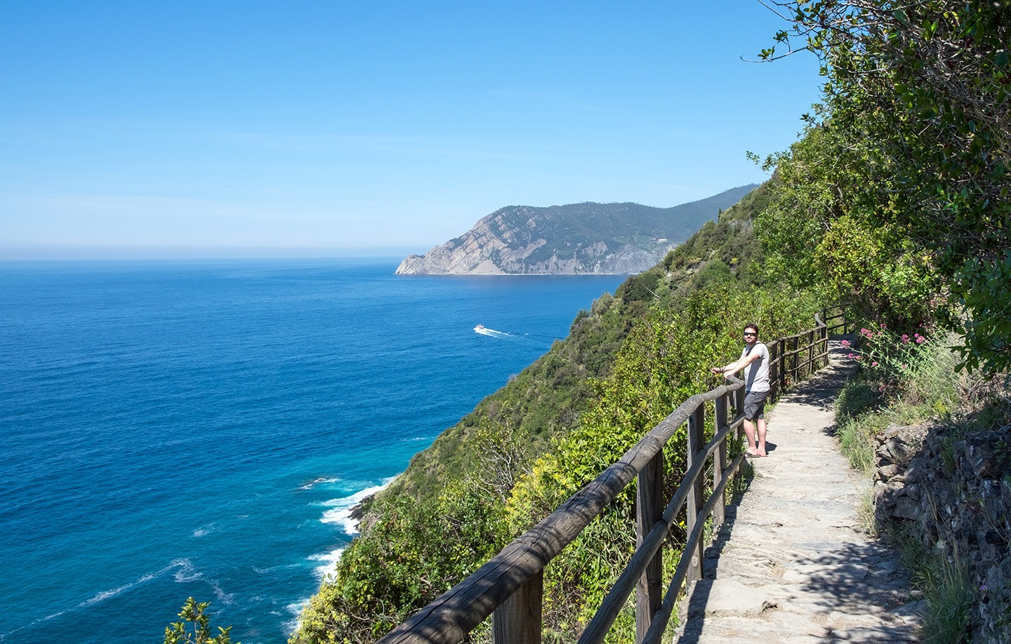 The first-timers guide to visiting the Cinque Terre – walking