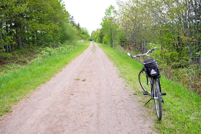 Confederation Trail, Prince Edward Island, Canada