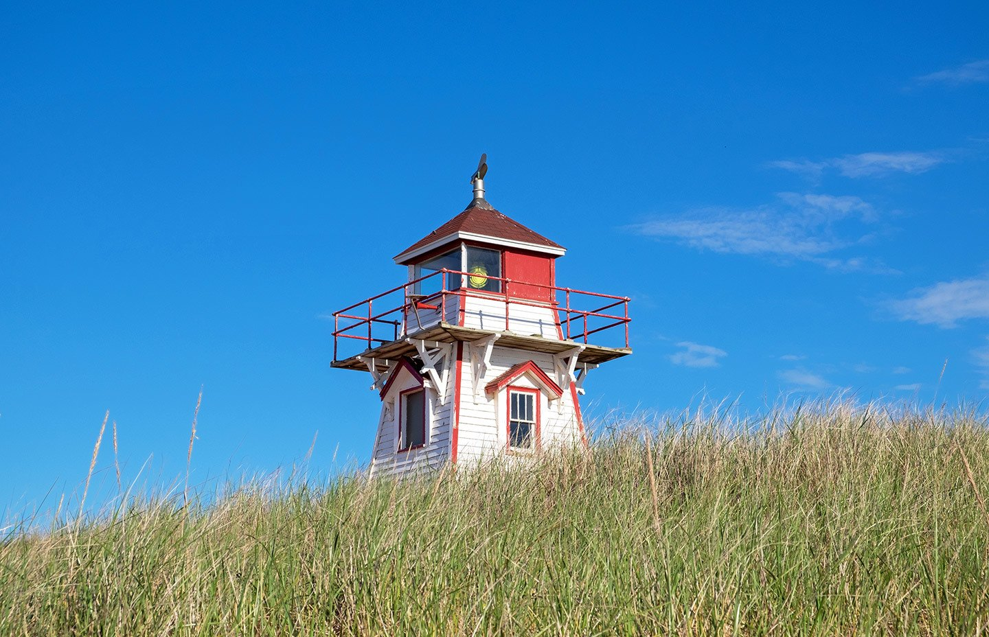 Covehead Lighthouse, Prince Edward Island, Canada