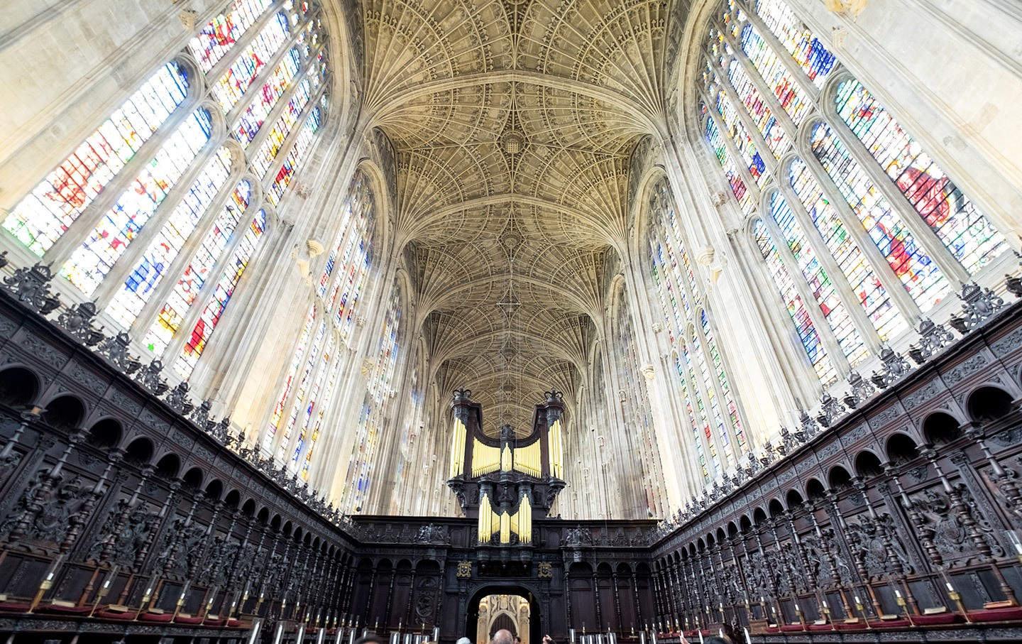 King's College Cambridge chapel