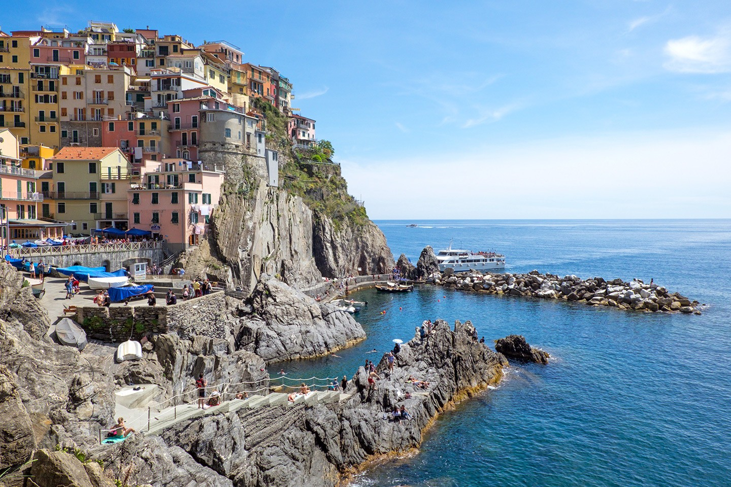 The first-timers guide to visiting the Cinque Terre - Manarola
