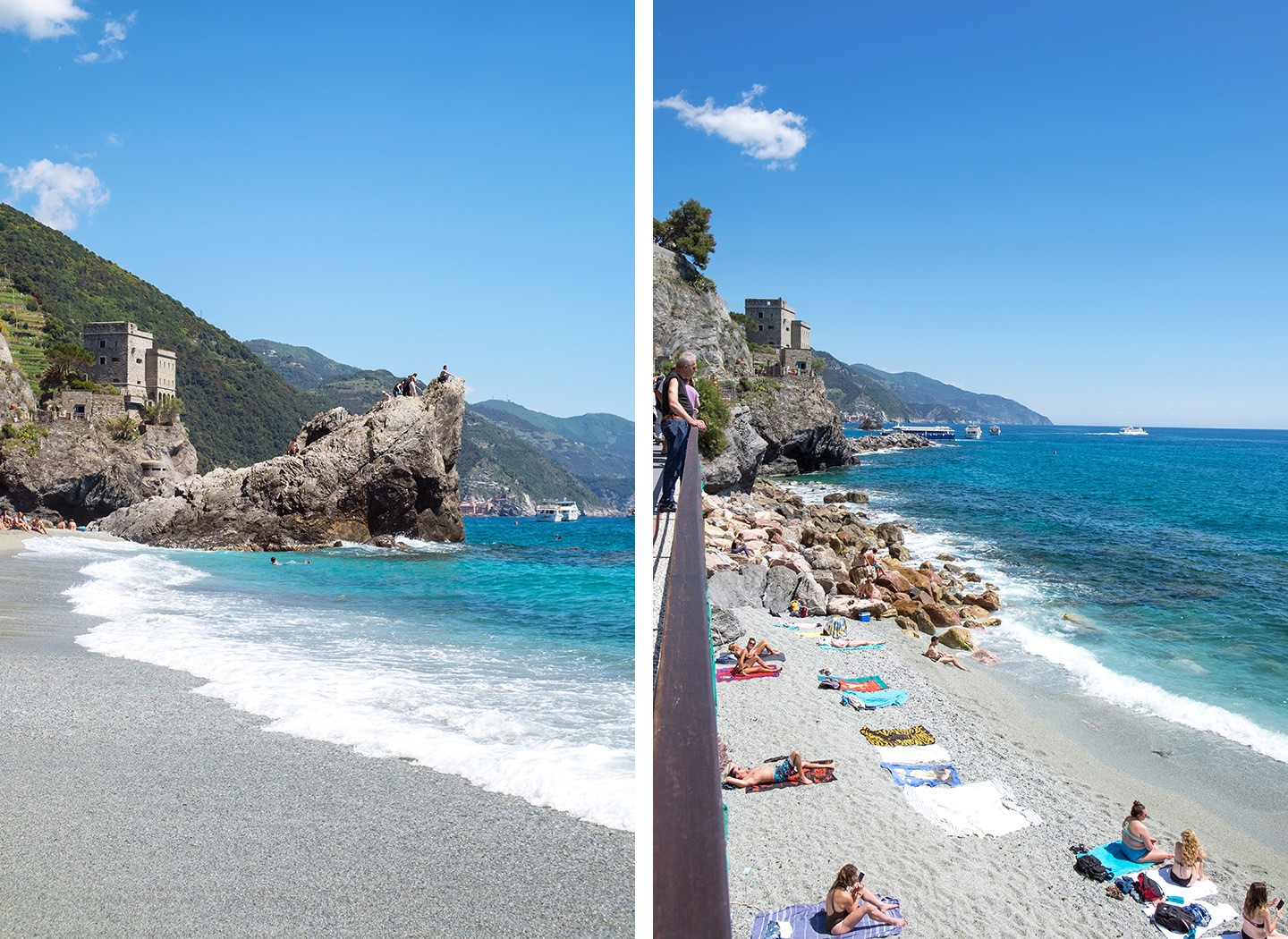The first-timers guide to visiting the Cinque Terre – Monterosso