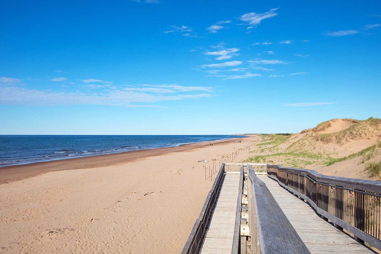 Beaches in , Prince Edward Island, Canada
